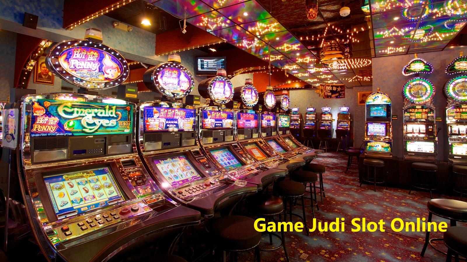 Website Judi Slot Online